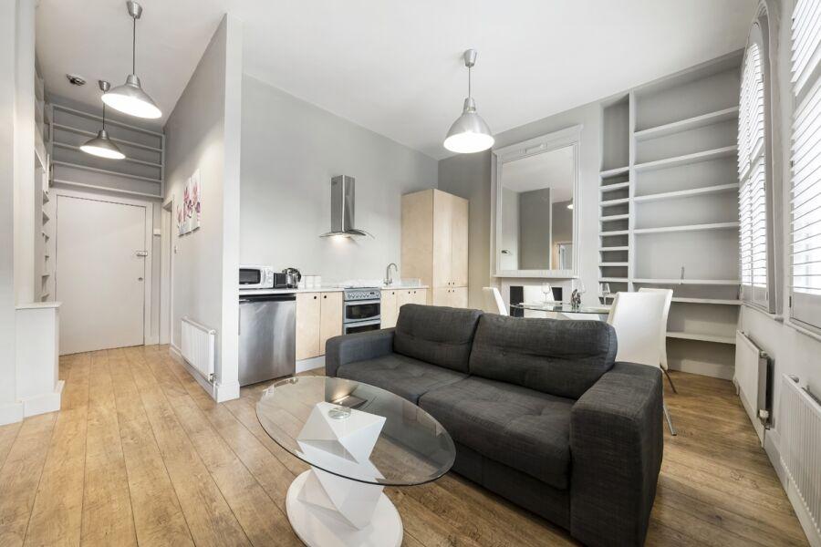 St John's Apartment - Clerkenwell, The City