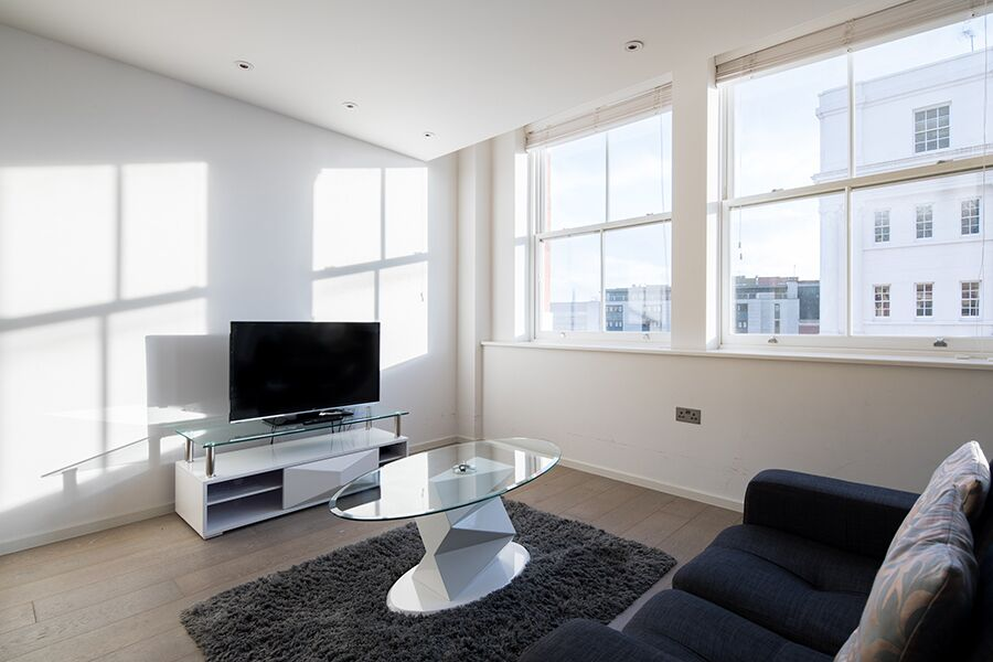Saint Pancras Apartment - Kings Cross, North London