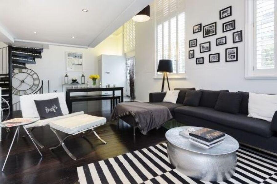 Lyham Road Apartment
