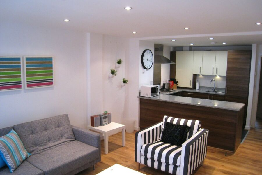 Steward Street Apartments (CL) - Liverpool Street, The City