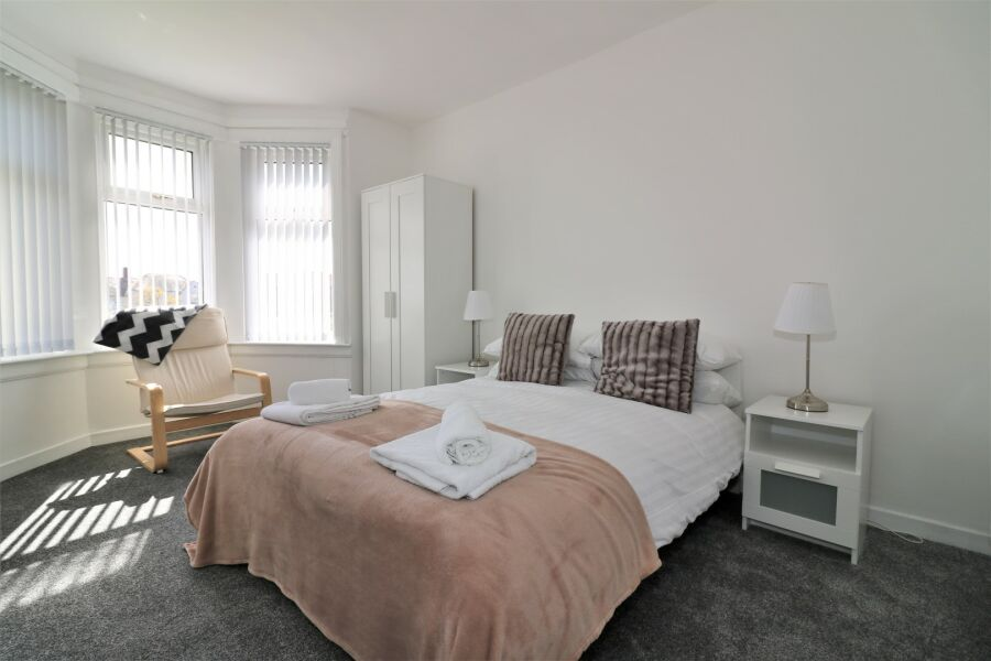 Livingstone View Accommodation - Airdrie, North Lanarkshire