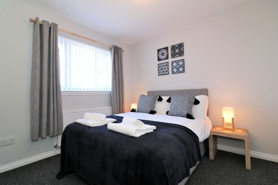 Connelly House Accommodation - Motherwell, North Lanarkshire