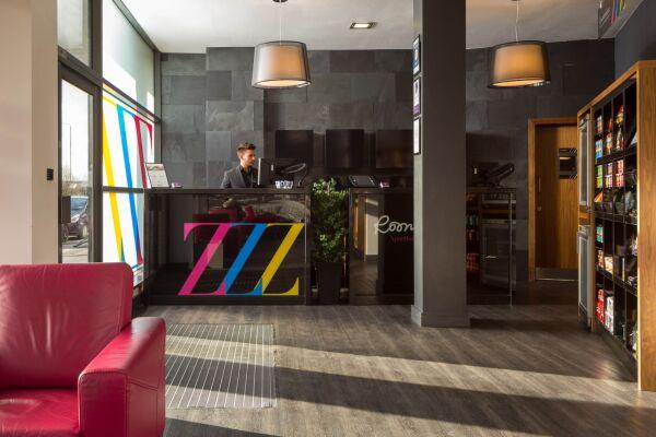 Leeds City West Serviced Apartments, Reception