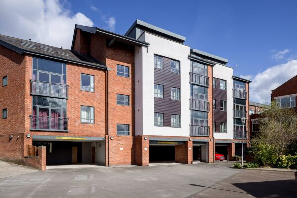 Headingley Serviced Apartments in Leeds, Exterior