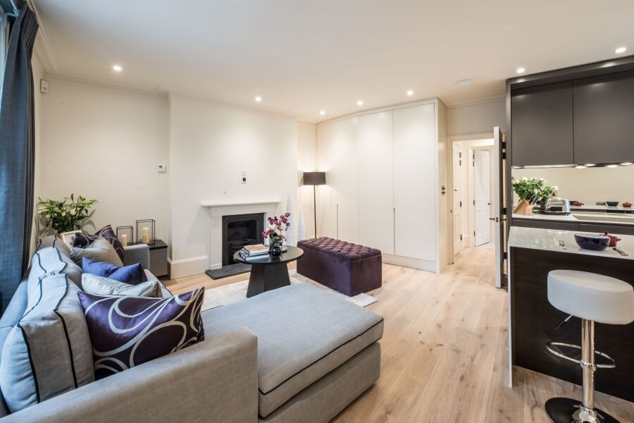 Lower Belgrave Street Apartments - Belgravia, South West London