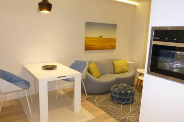 Dining Area, Old Compton Street Serviced Apartments, Soho, London