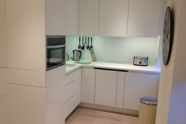Kitchen, Old Compton Street Serviced Apartments, Soho, London