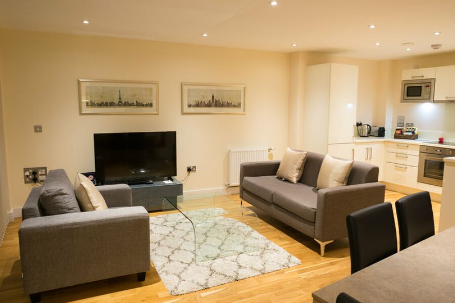 Arc House Apartments - Southwark, Central London