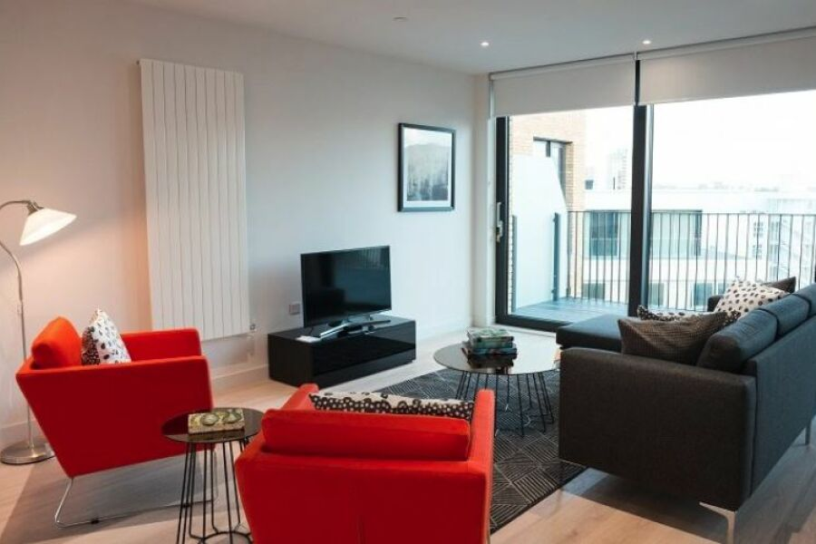 Masthead House Apartments - Silvertown, East London