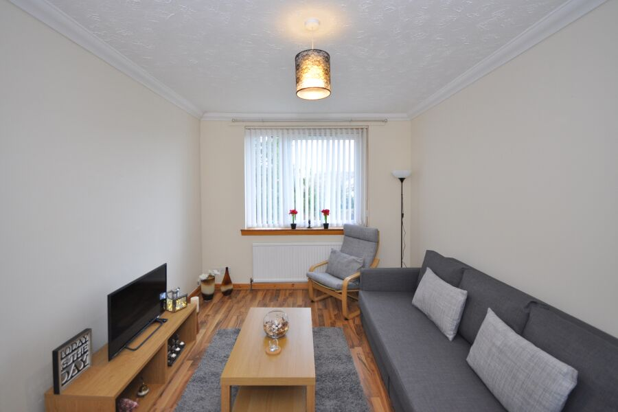 Woodstock Drive Apartment - Wishaw, North Lanarkshire