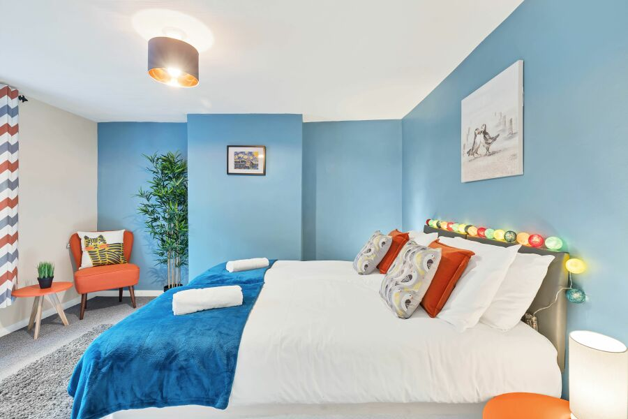 Beach Patio Apartment - Brighton, United Kingdom