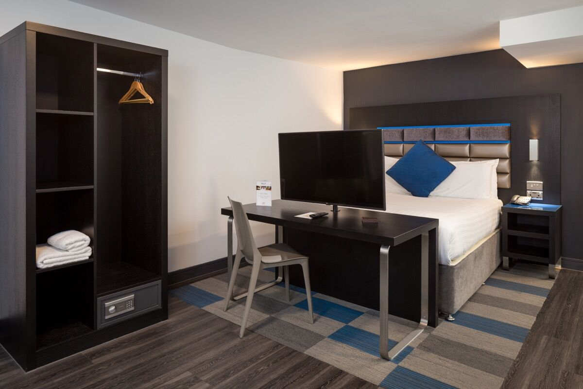Studio, Chester City Serviced Apartments, Chester