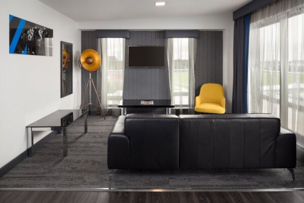Living Area, Chester City Serviced Apartments, Chester