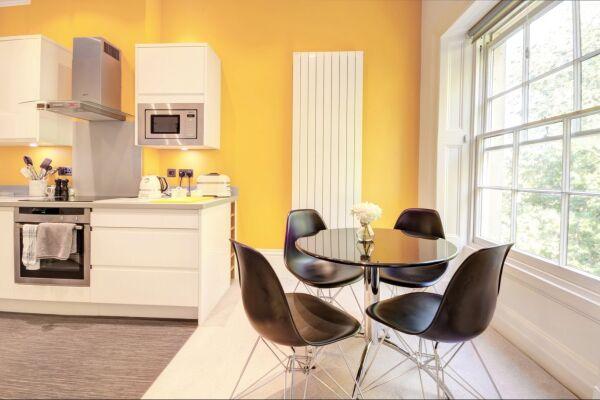 Dining Area, Queens Lane Serviced Apartments, Cheltenham
