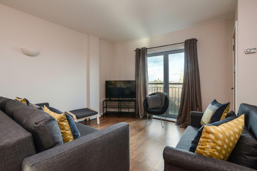 Portland Square Apartment - Nottingham, United Kingdom