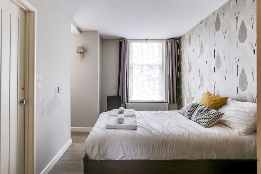 Wellesley House Accommodation - Kings Cross, North London
