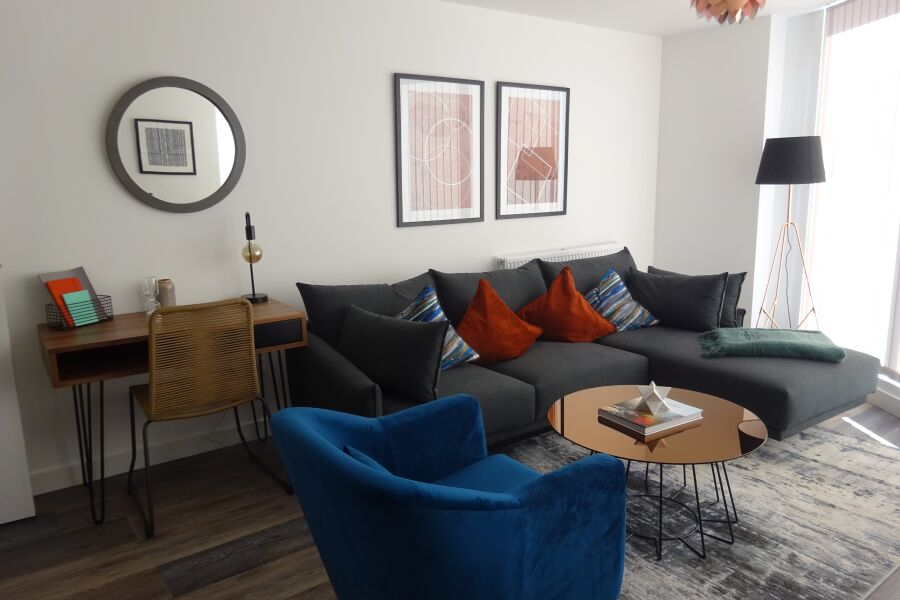 Pershore Street Apartments - Birmingham, United Kingdom
