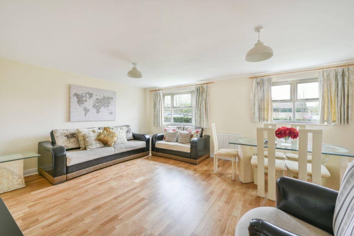 New Image for Haldane Lodge Apartment