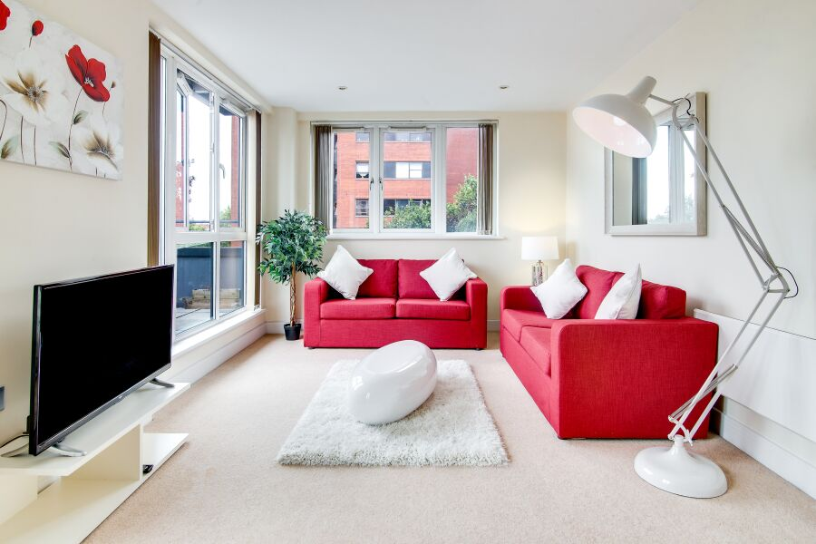 Cutlass Court Apartment - Birmingham, United Kingdom