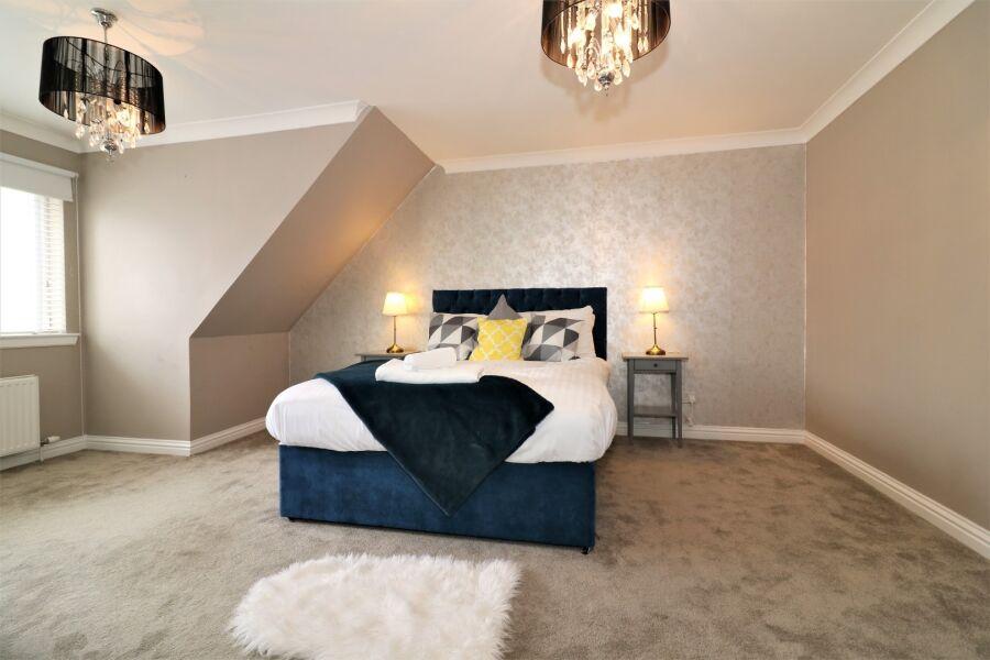 Glenboig House Accommodation - Coatbridge, North Lanarkshire