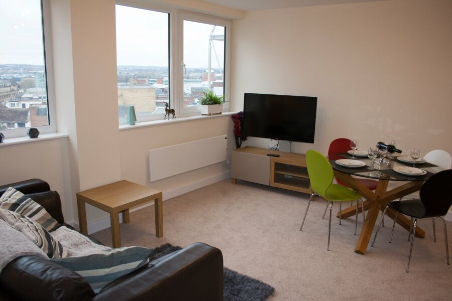 St Peters View Apartment (P) - Derby, United Kingdom