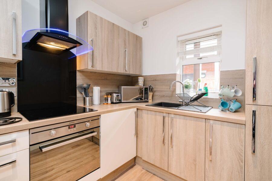 Mint Drive I Apartment - Jewellery Quarter, Birmingham