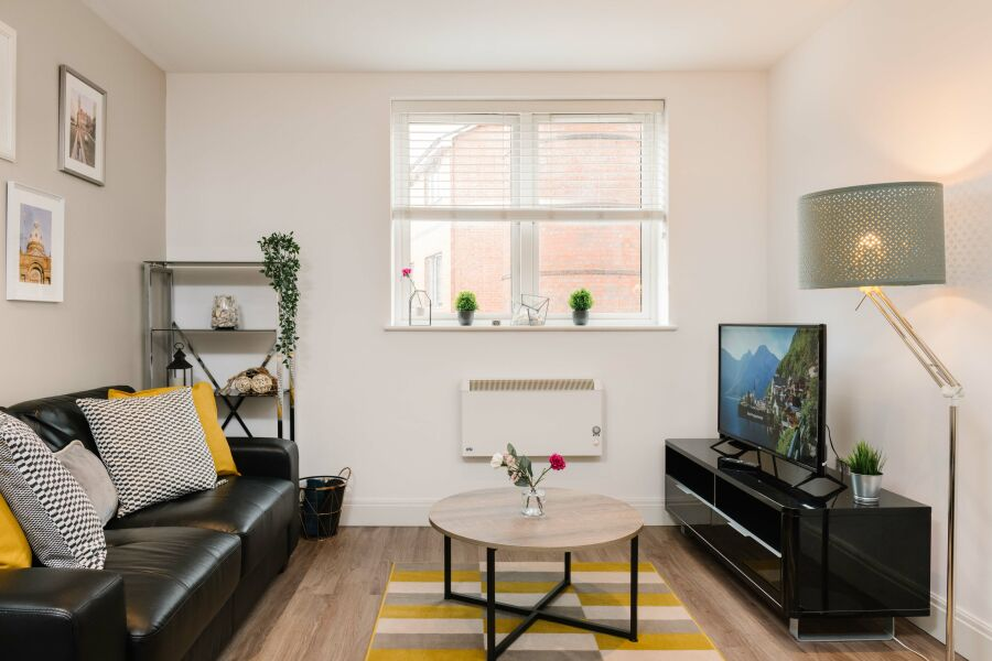 Mint Drive Apartment - Jewellery Quarter, Birmingham