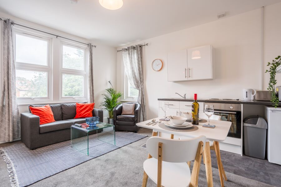 West Street Apartments - Southend-on-Sea, Essex