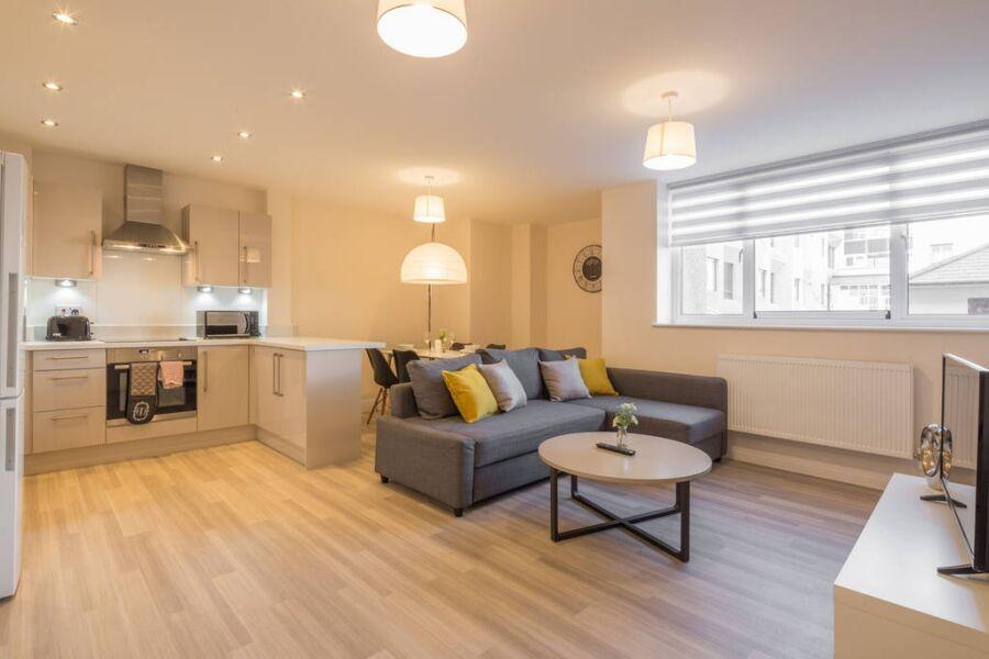 Swingate Apartments - Stevenage, United Kingdom