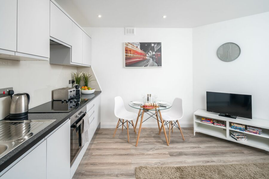 Seldon House Apartment - Nine Elms, South West London