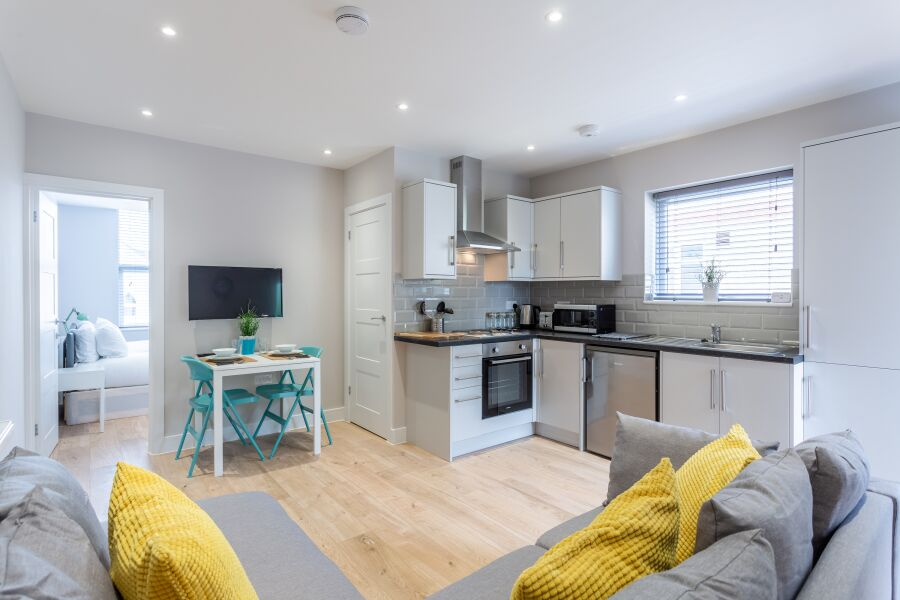 Ness Road Apartment - Southend-on-Sea, Essex