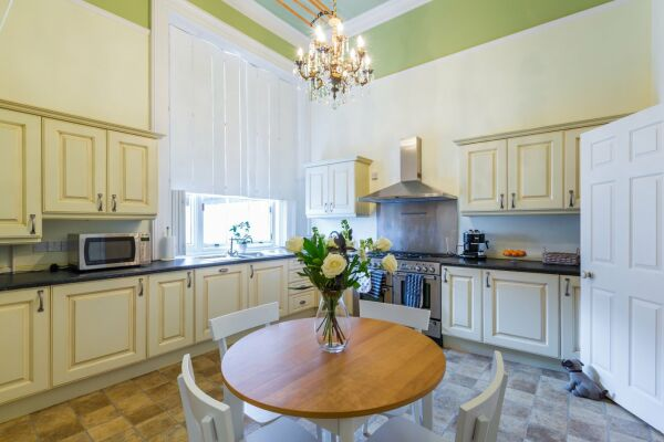 Kitchen, Montpellier House Serviced Apartments, Cheltenham