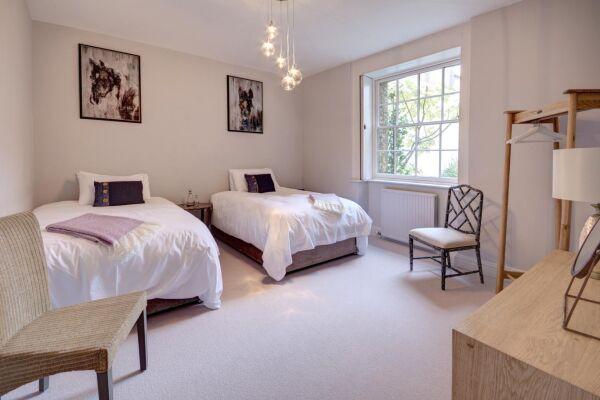 Bedroom, Lansdown Terrace Serviced Apartment, Cheltenham