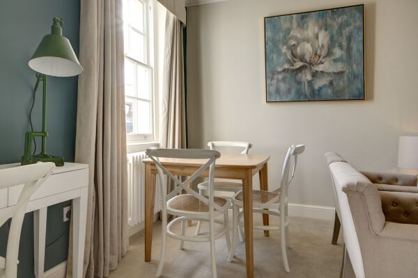 Dining Area, Wolcote House Serviced Apartment, Cheltenham