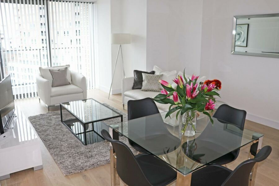 Liberty House Accommodation - Isle of Dogs, East London