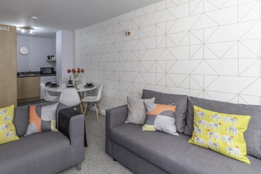 Alexandra House Apartment - Leicester, United Kingdom
