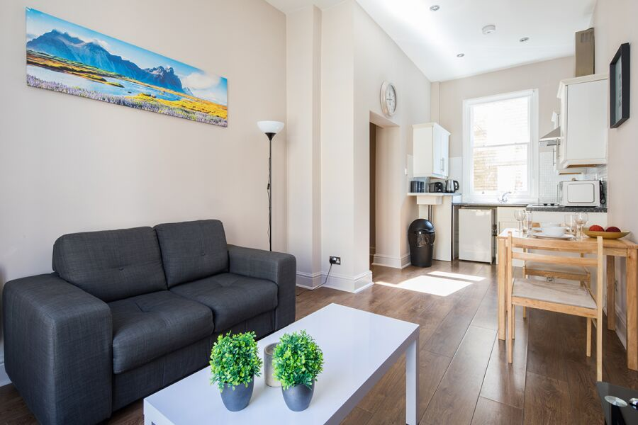 Whitecross Apartment - Islington, North London