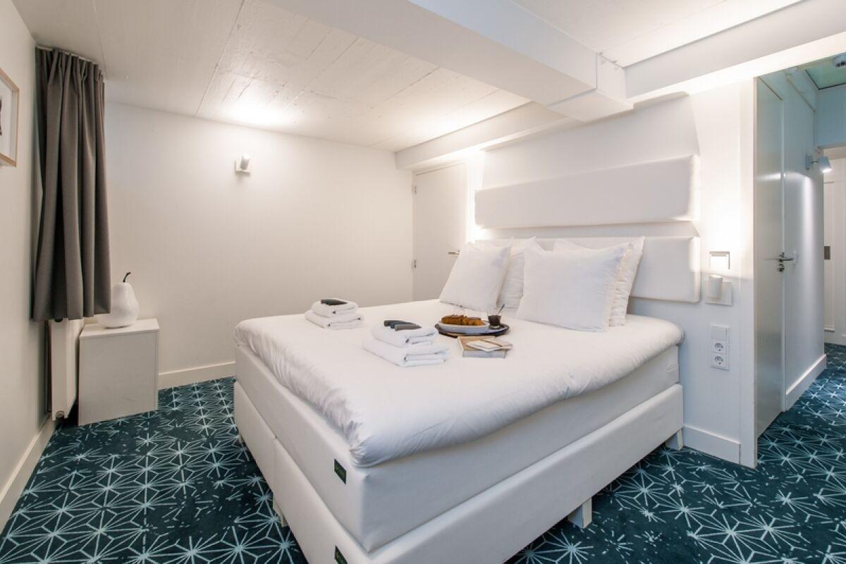 Bedroom, Zoutkeetsgracht Serviced Apartments, Amsterdam
