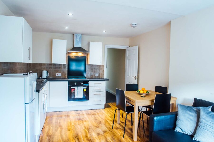 The Albany Apartments - Cardiff, United Kingdom
