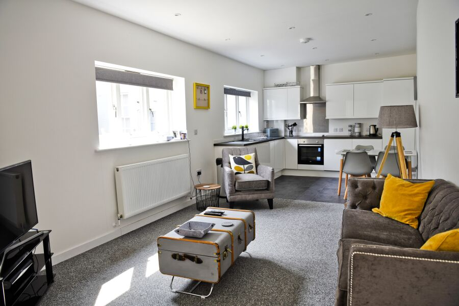 Fore Street Apartment - Ipswich, United Kingdom
