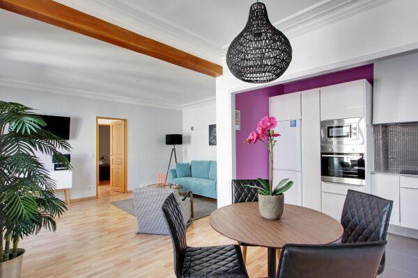 Temple-Republique Apartment - Paris, France