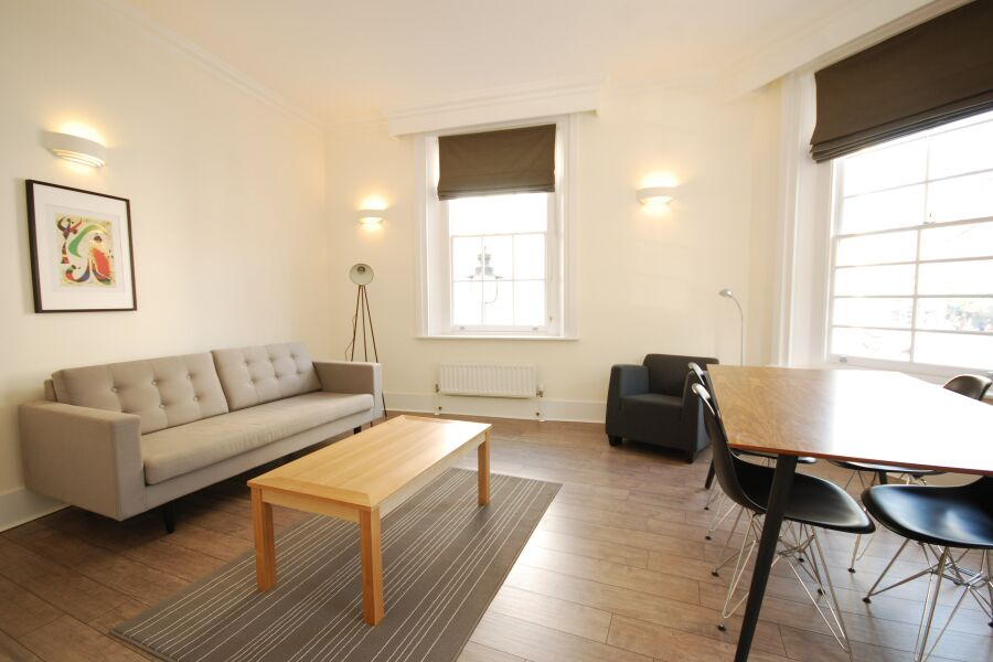 Steadham Chambers Apartments - Soho, Central London