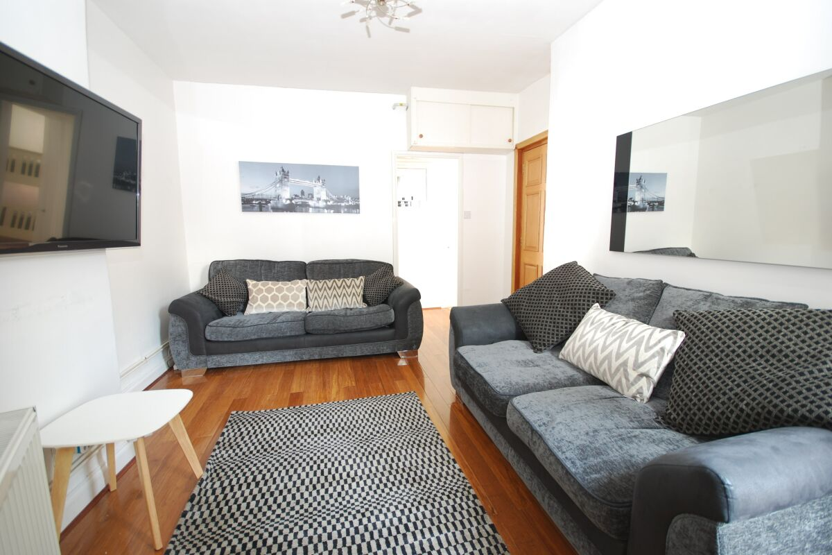 Living Area, Old Compton Street Serviced Apartments, Soho
