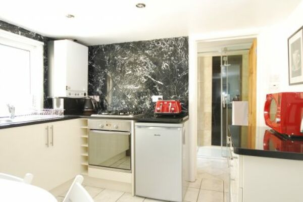 Kitchen, Old Compton Street Serviced Apartments, Soho
