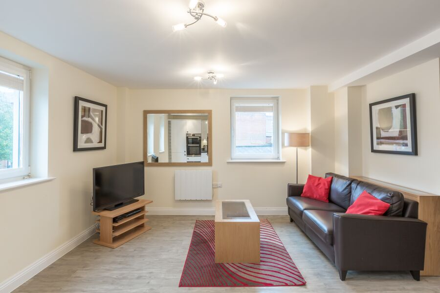 Central Point Apartments - Basingstoke, United Kingdom