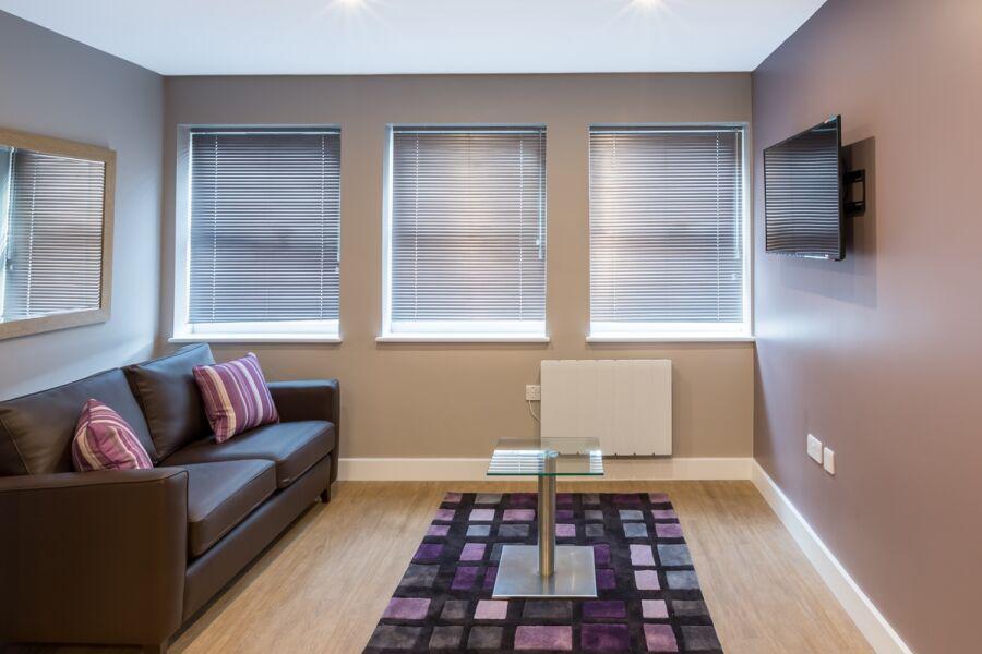 City Wall House Accommodation - Reading, United Kingdom