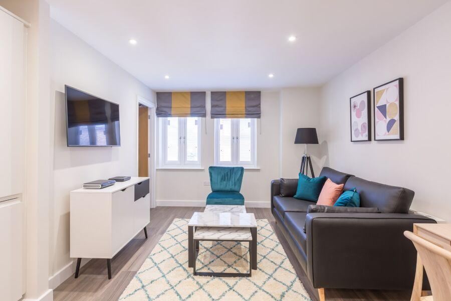 Bridge House Apartments - Hampshire, United Kingdom