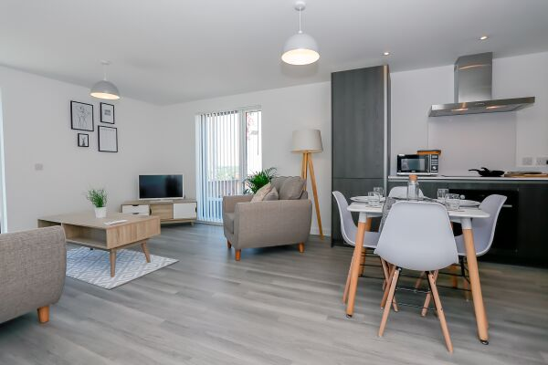 New Image for Halo House Apartments