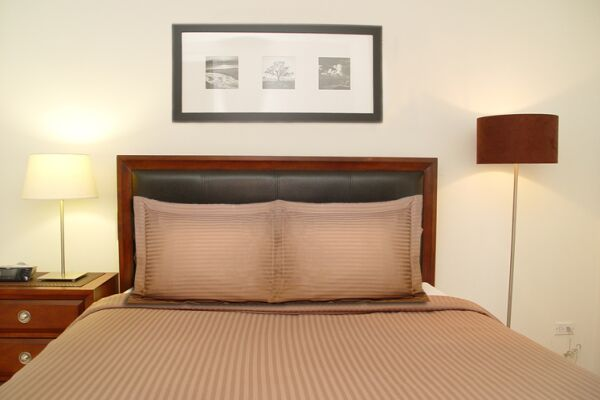 Bedroom, Longacre House Serviced Apartments, Midtown, New York