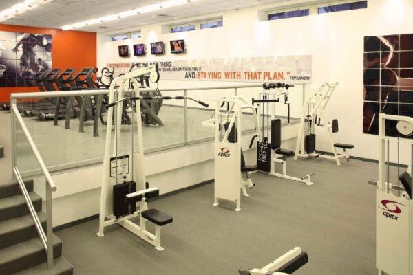 Gym, Longacre House Serviced Apartments, Midtown, New York